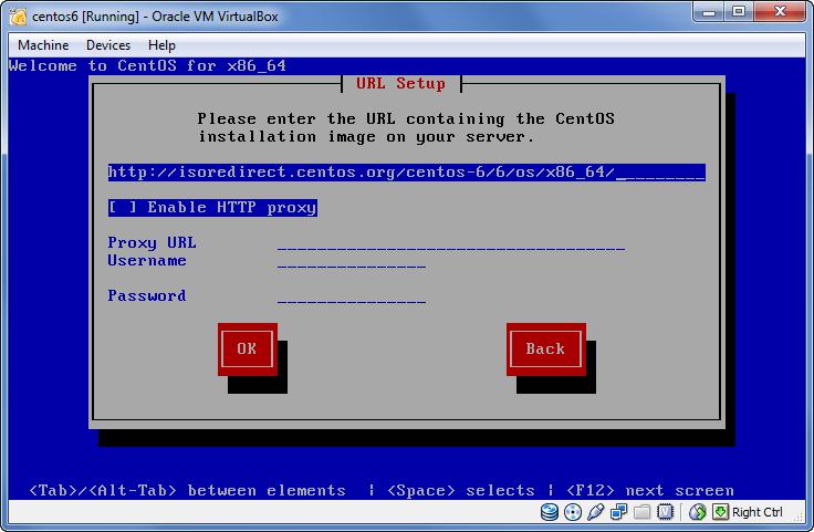 CentOS Netinstall